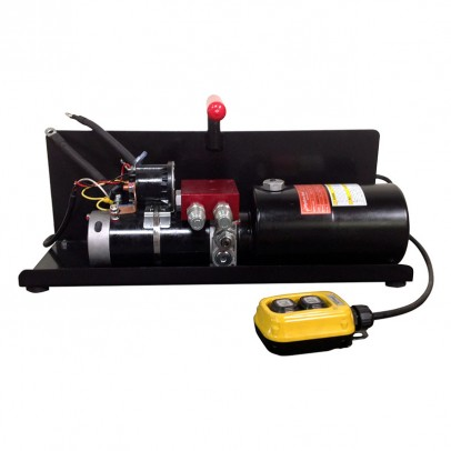 12-Volt DC Hydraulic Power Unit