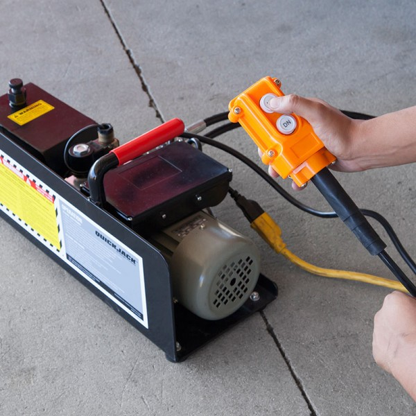 Power Unit with Remote Control