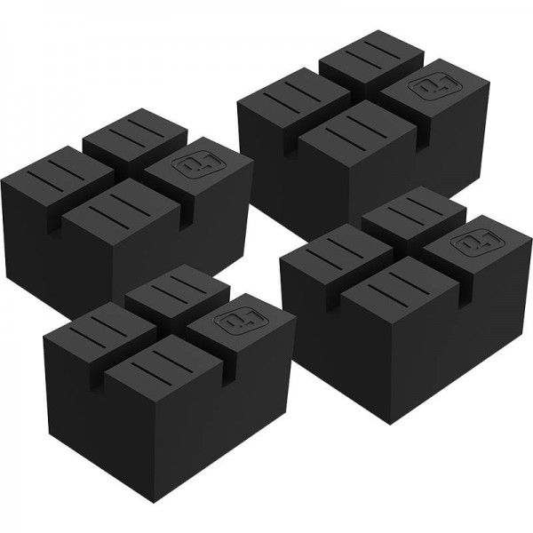 QuickJack pinch-weld blocks set
