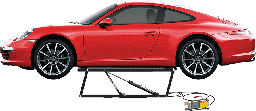 Best Portable Car Hoist For Garage Or Shop Quickjack Australia