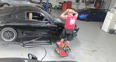 Best Car Lift for Auto Detailing