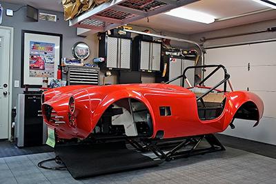 QuickJack Car Lift with Factory Cobra