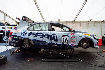 QuickJack Car Lift HPA Motorsports