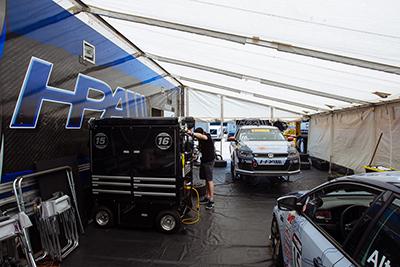 QuickJack Shop Car Lift HPA Motorsports